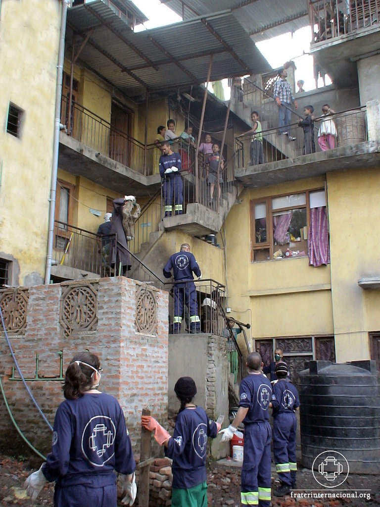 Missão Nepal