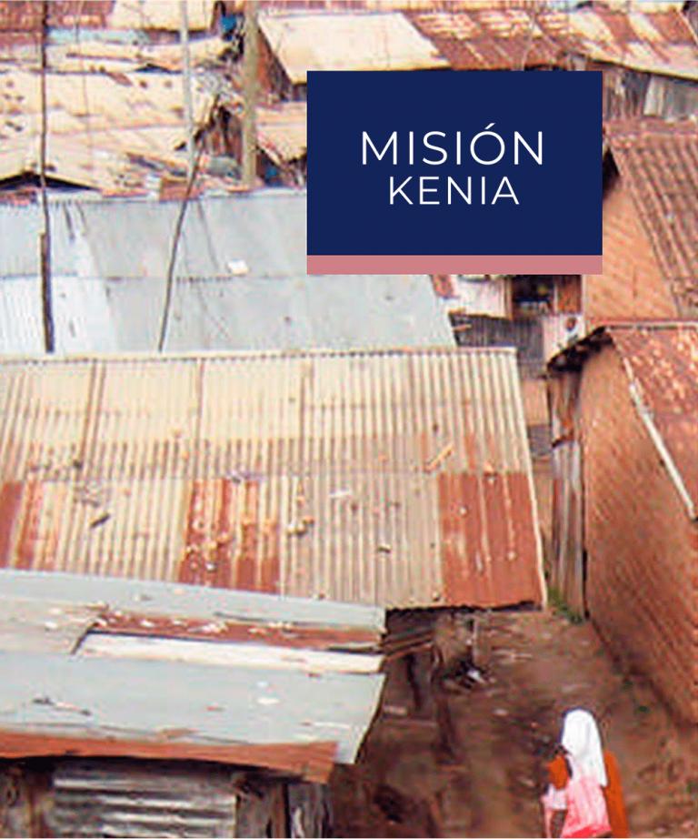 Misión Kenia