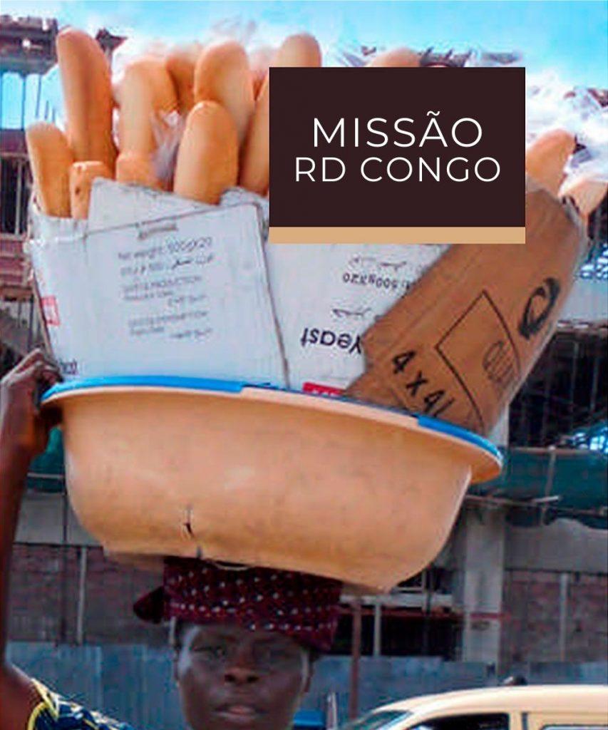 Missão Humanitária RD Congo