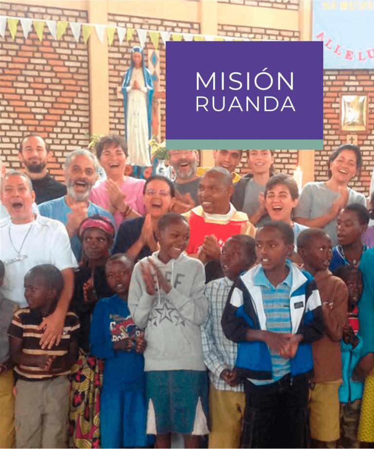 Misión Ruanda