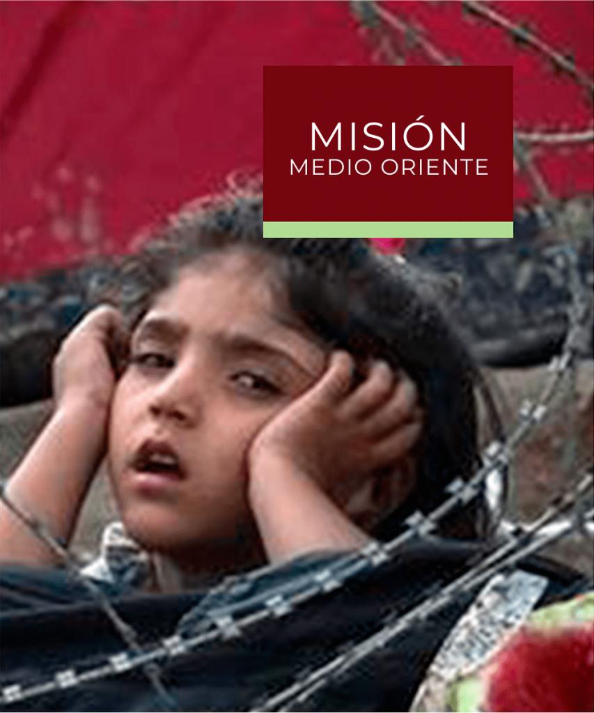 Misión Medio Oriente
