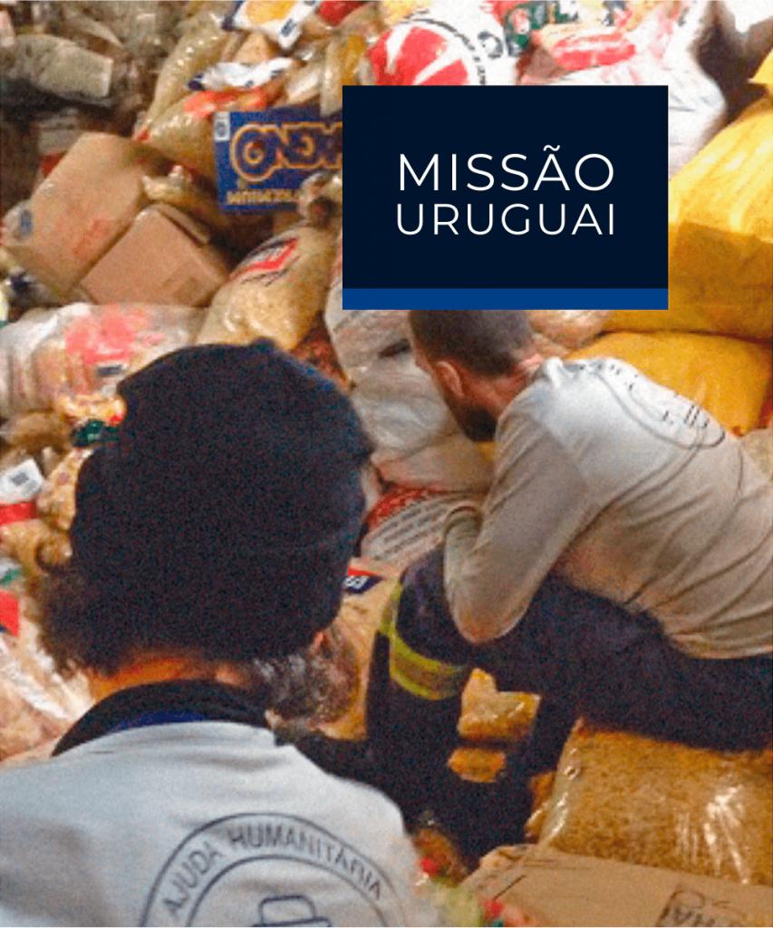 Missão Uruguai