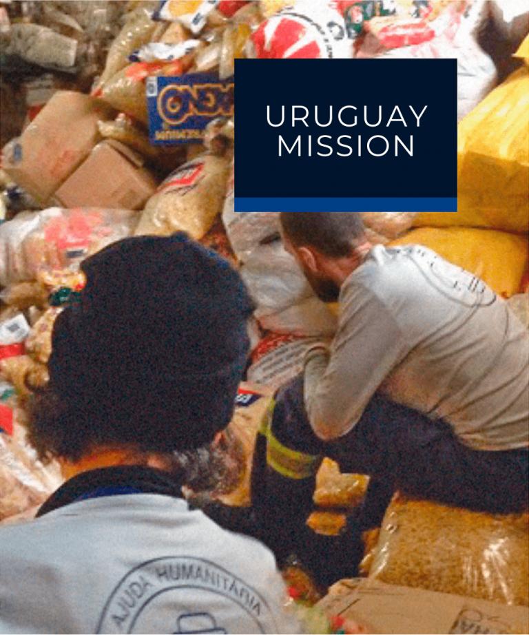 Uruguay Mission