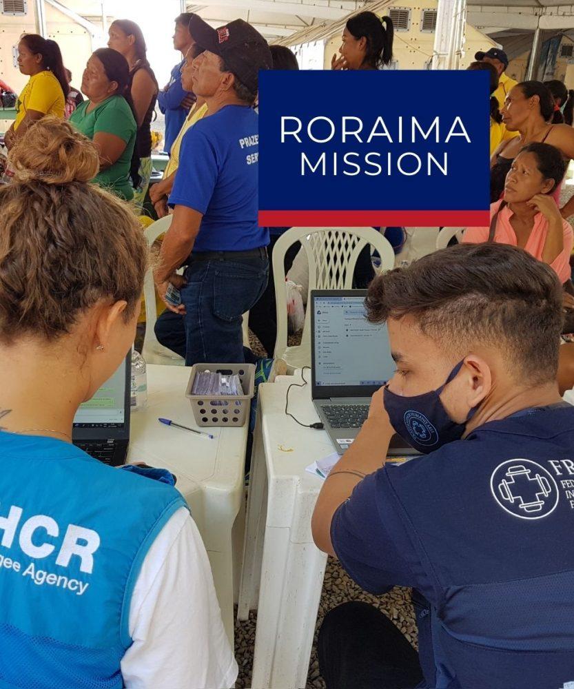 Roraima Humanitarian Mission