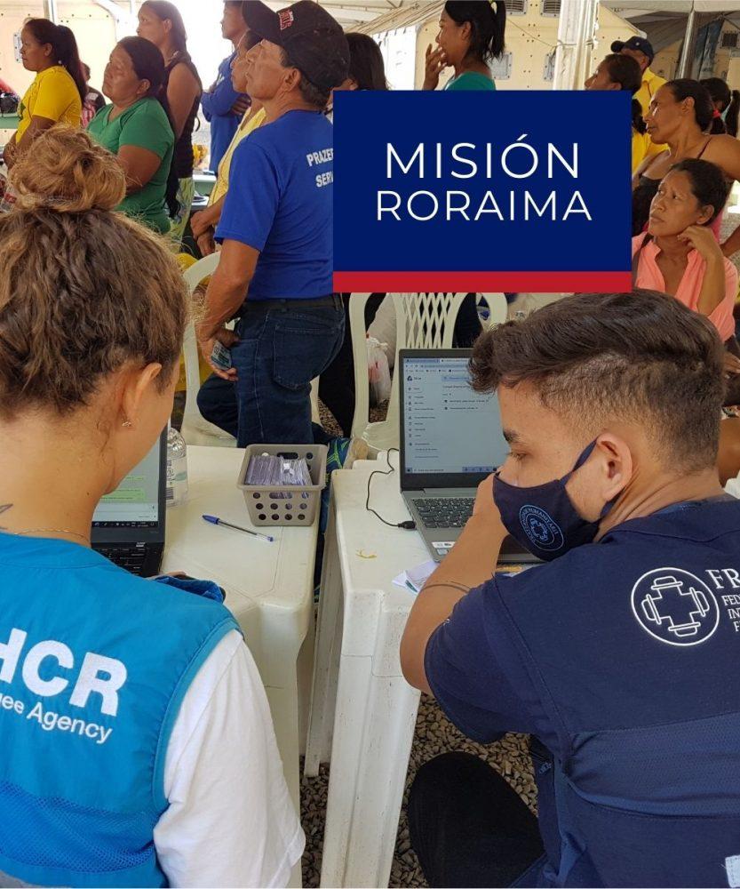 Misión Roraima Humanitaria