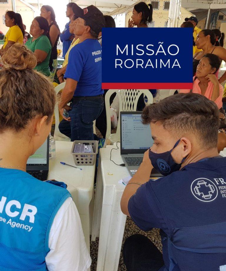 Missão Roraima Humanitária