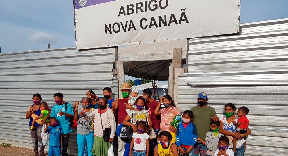 Abrigo Nova Canaã