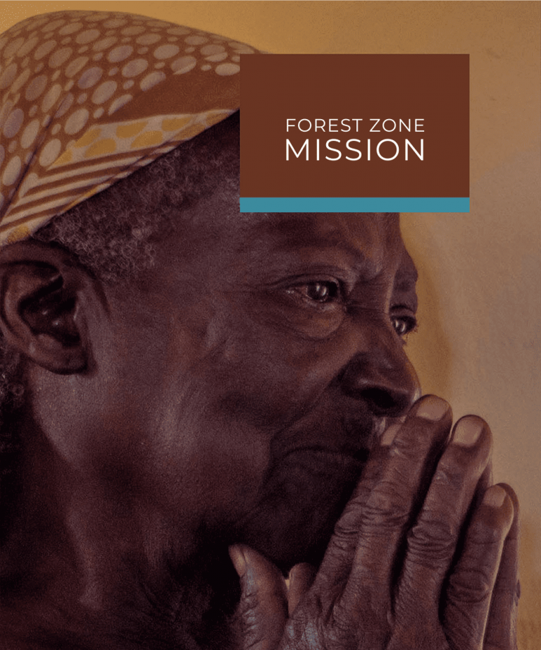 FOREST ZONE MISSION