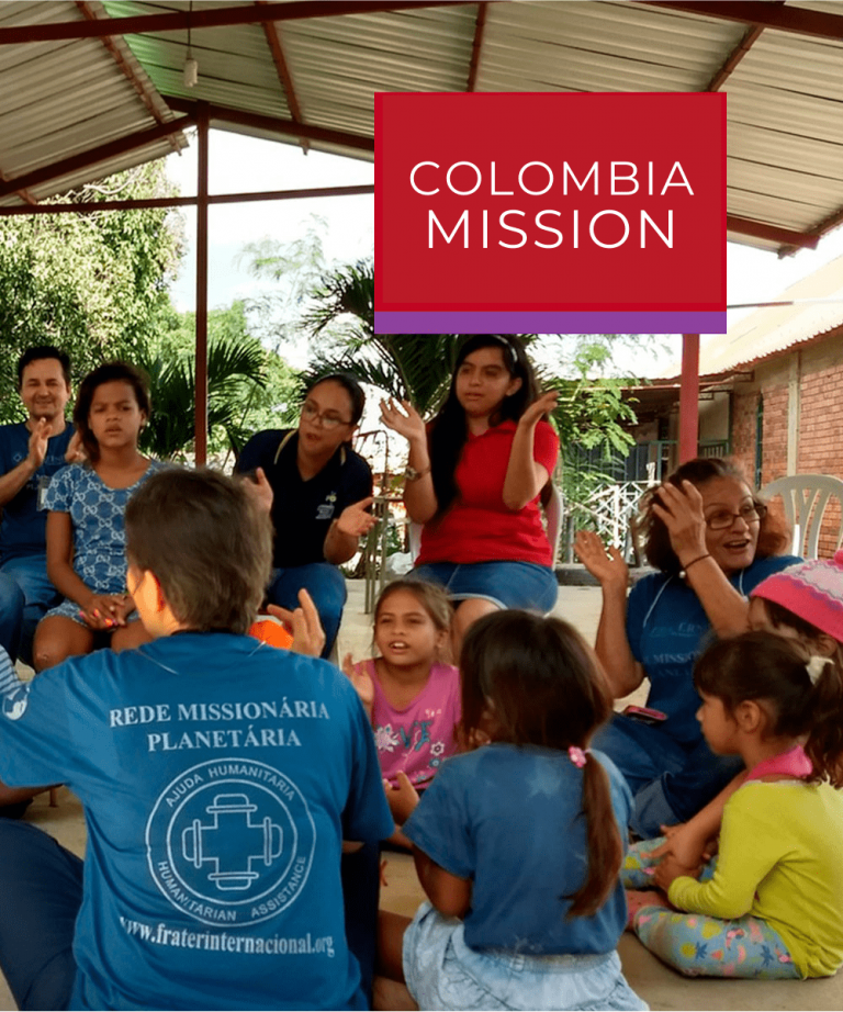 Colombia Mission