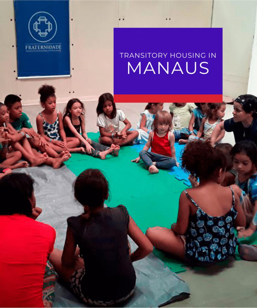 Transit lodging in Manaus