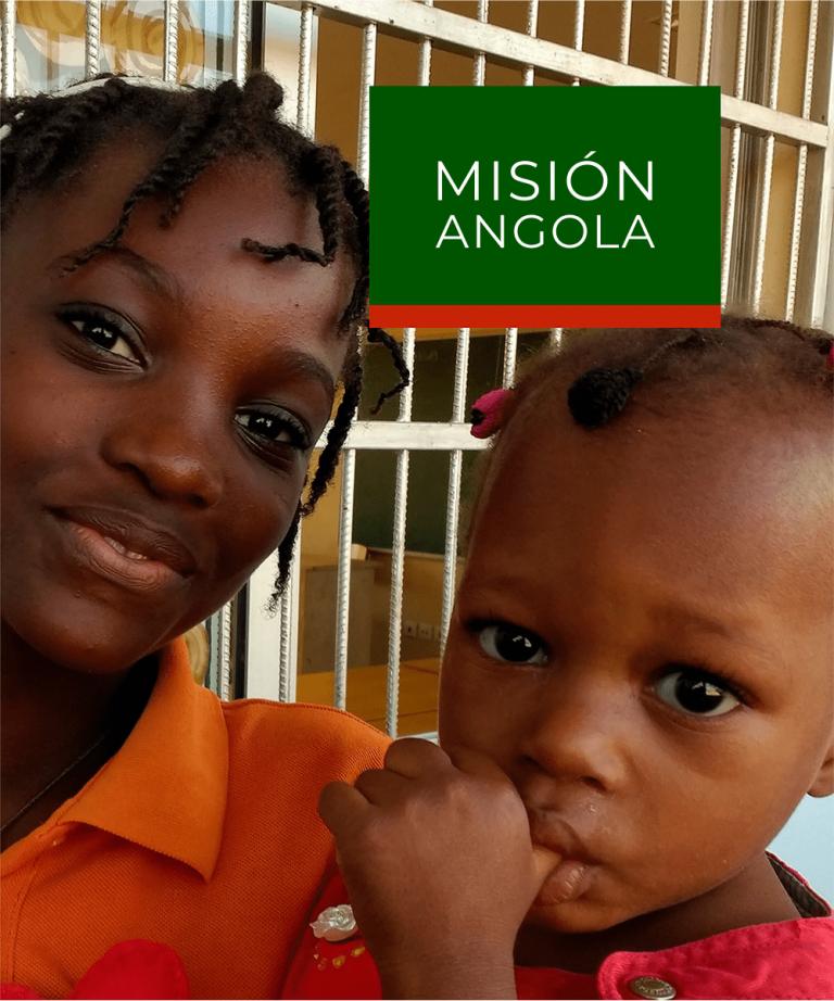 Misión Angola