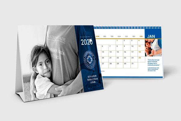 Calendário FMHI 2020