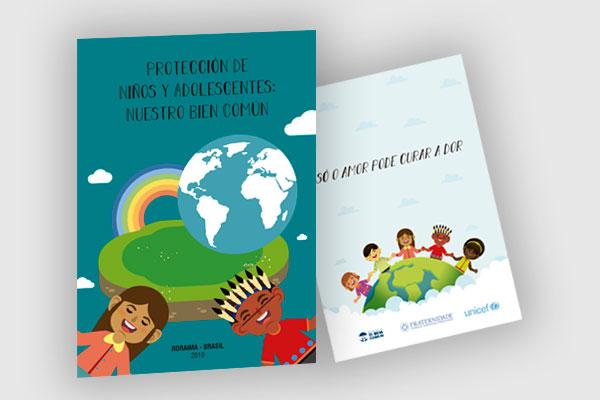 Cartilha: Protección de Niños y Adolescentes