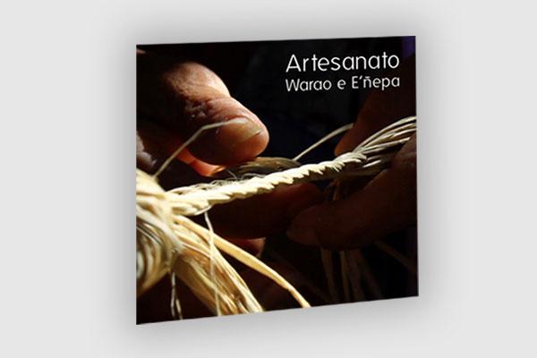 Catálogo de artesanato indígena