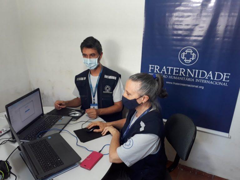 Rede-Luz Argentina participa de formação sobre o Manual Esfera
